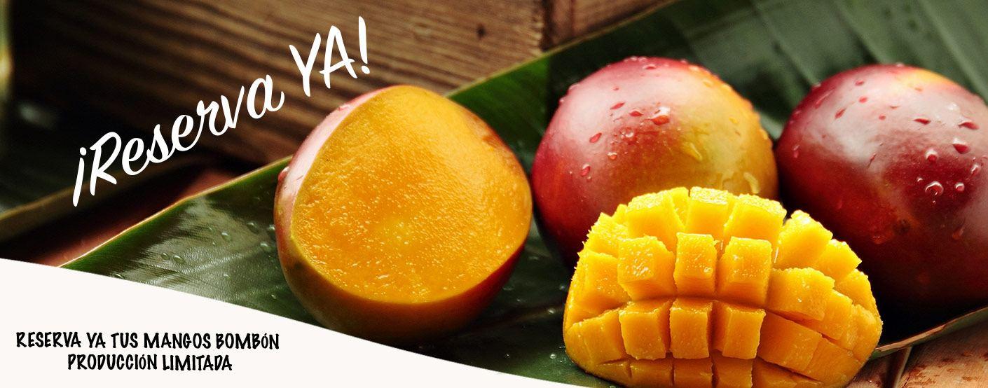slider mango bombón