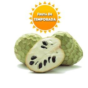 Chirimoya Fino de Jete de temporada en la Costa Tropical de Granada y Málaga