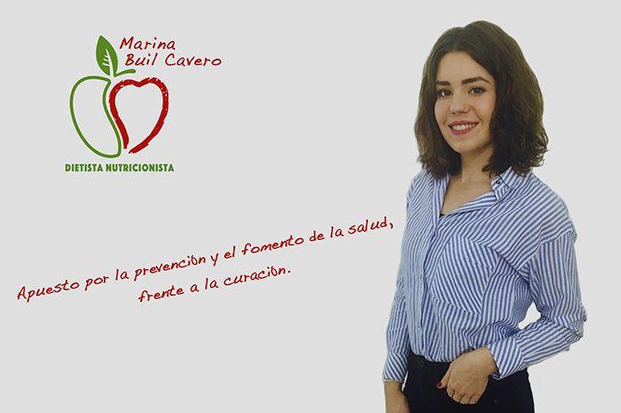 Diestista Nutricionista Marina Buil Cavero - Huesca