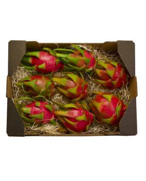 comprar caja de pitahaya o pitaya