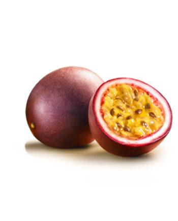 fruta de la pasion morada o maracuyá