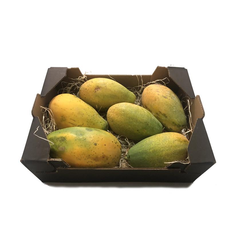 comprar caja de papayas de Granada