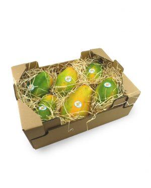 caja de papaya