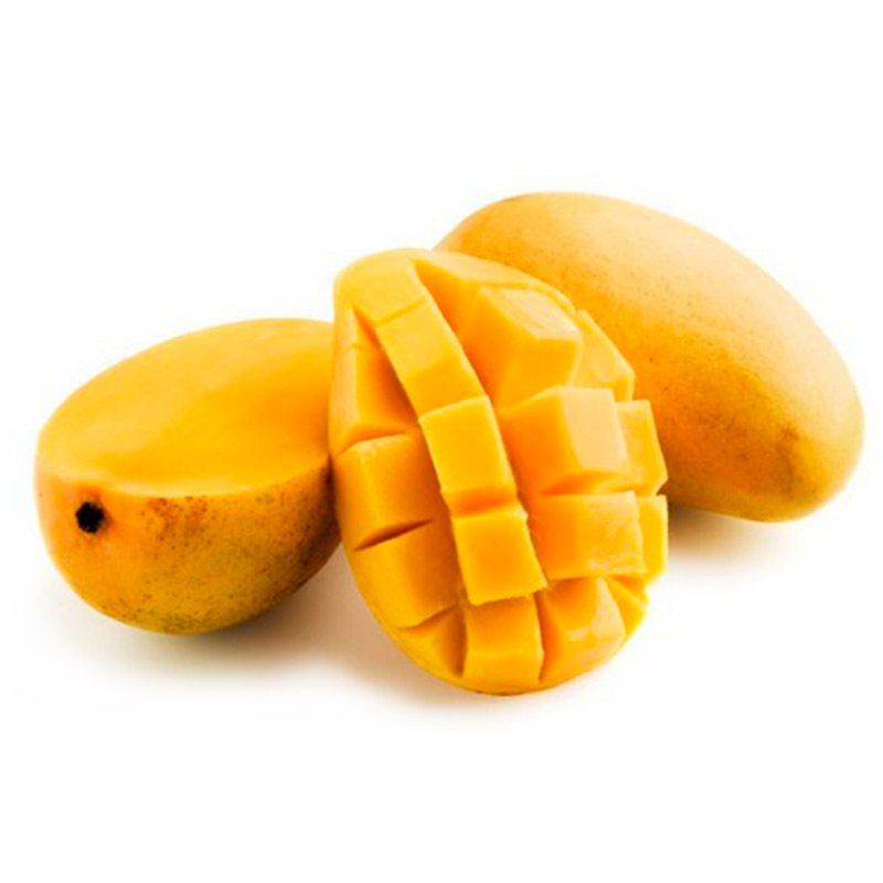 mango ataulfo cortado