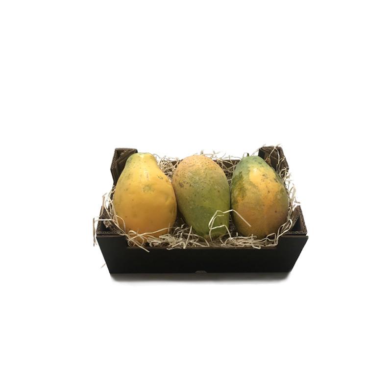 comprar caja de papaya de 2kg