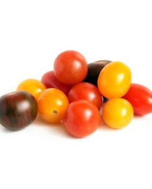comprar tomates cherry de colores