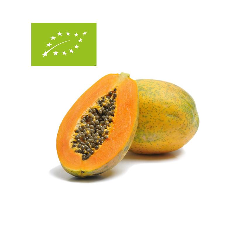 comprar papaya ecológica y bio online a domicilio