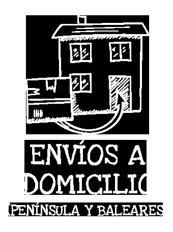Envío a domicilio a particulares a Península y Baleares