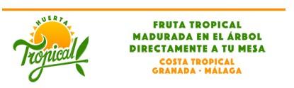 firma huerta tropical logo